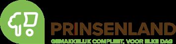 Logo Winkelcentrum Prinsenland Rotterdam